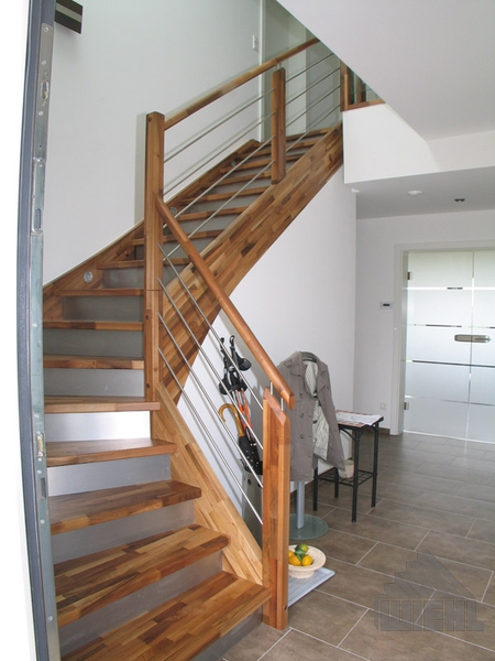 treppen 1 4 gewendelt. Black Bedroom Furniture Sets. Home Design Ideas